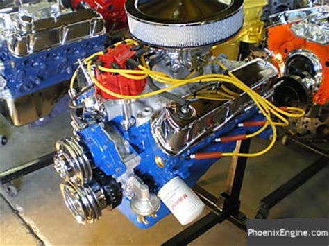 Ford Turnkey Crate Engines For