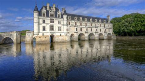 chateau de chenonceau france fondos de pantalla hd