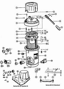 Hayward Perflex Repair Parts Diagram