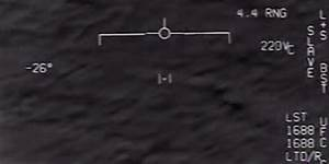 'What the f--- is that thing?' New video shows pilots ...