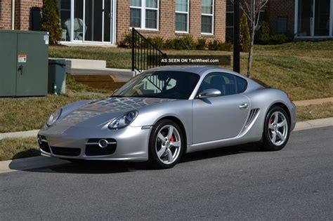 Porsche Cayman Specs by 2007 Porsche Cayman Pictures Information And Specs
