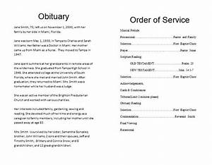 the funeral memorial program blog free funeral program With death program templates