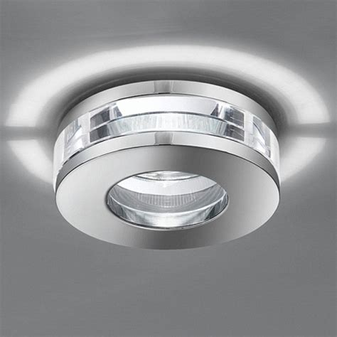Contemporary Bathroom Downlight modern polished chrome downlight rf266 the lighting