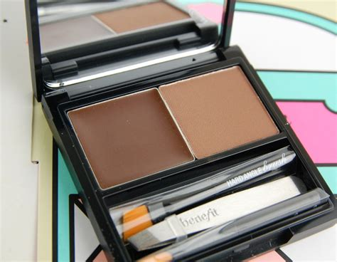 Benefit Brow Zings 5 benefit cosmetics brow zings shaping kit in medium review