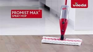 Vileda Spray Mop : how to use the vileda promist max spray mop for fast easy floor cleaning youtube ~ A.2002-acura-tl-radio.info Haus und Dekorationen