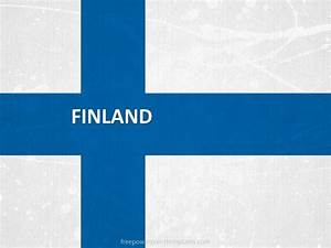 Free Finland Powerpoint Template