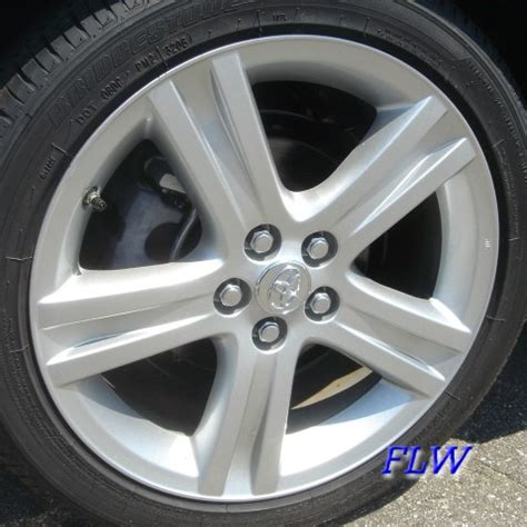 2010 toyota corolla oem factory wheels and rims