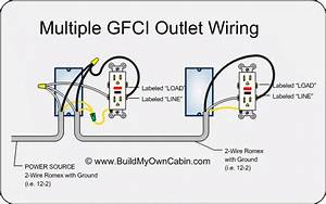 Electrical Wiring Diagrams For Gfi