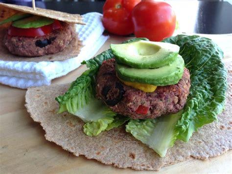Mediterranean Bean Burgers (vegan, Gluten-free, Oil-free