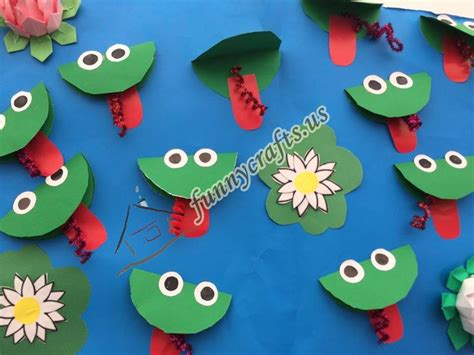 preschool frog themed crafts 1 171 preschool and homeschool 804   preschool frog themed crafts 1