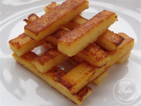 cuisiner semoule frites de couscous la tendresse en cuisine