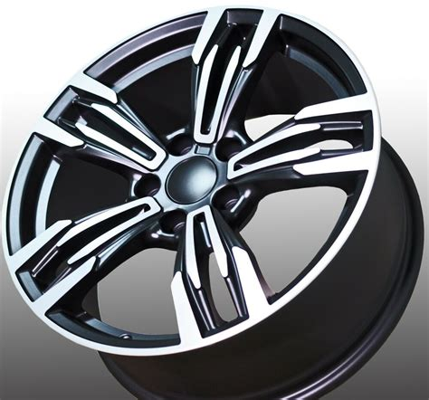 Bmw Rims by 18 Quot New Bmw M6 Style Staggered Wheels Fit 1 2 3 4 5
