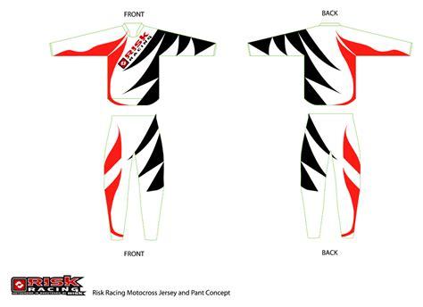 design jersey motocross bold masculine t shirt design for james burry by