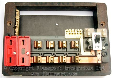 Fuse Box Switch I by Wylex Standard Fuseboxes Part 2