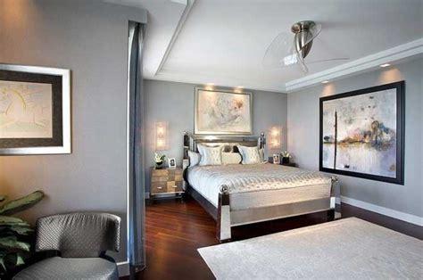 Einrichtung Schlafzimmer Beispiele Mit Wandfarbe Grau