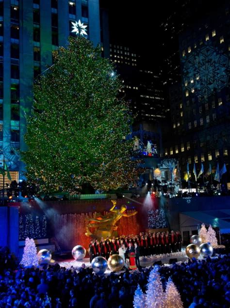 best 28 rockefeller christmas tree lighting 2012