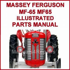 Massey Ferguson Mf65 Mf
