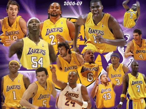 LA Lakers - one of the best sports teams of all time ...