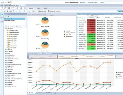 sap business objects review  pricing features
