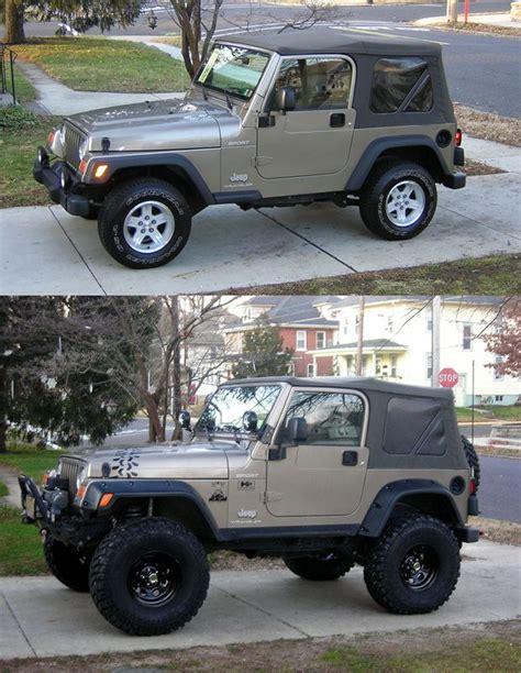 stock jeep vs lifted built a stock 2008 jeep wrangler into a mudder rockcrawler