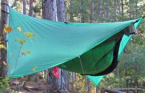 hennessy hammock underquilt jacks r better jrb hammock nest section hikers