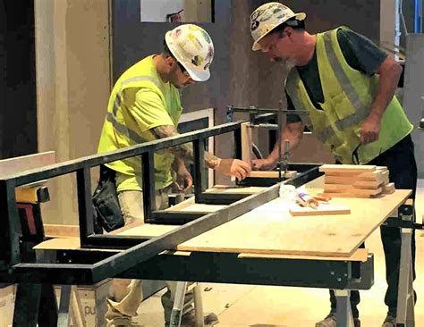 siteline interior carpentry teams  unions  fast