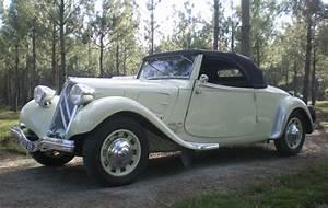 Citroen Traction Cabriolet : citroen traction avant 11bl perfo cab 1939 11 cv ~ Medecine-chirurgie-esthetiques.com Avis de Voitures