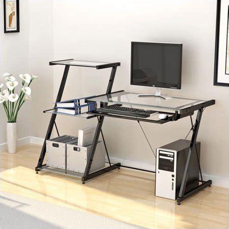 z line computer desk z line designs diesel desk and bookcase walmart