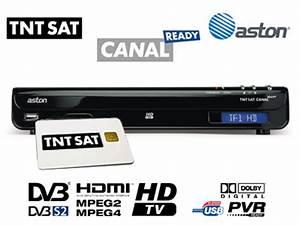 Decodeur Tnt Hd Satellite Sans Carte : d codeur canal ready hd meilleur decodeur satellite ~ Dailycaller-alerts.com Idées de Décoration