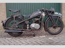 Motorräder aus Nürnberg Zündapp DBK 200
