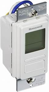 This Honeywell Pls750c1000 Electrical Time Switch Can Be