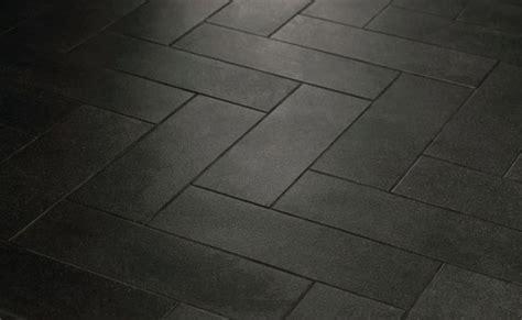 Street like, brick flooring. Dark cement color. #