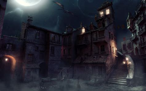 dark building hd wallpaper background image