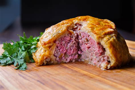 english pork pie important temps  recipe thermoworks