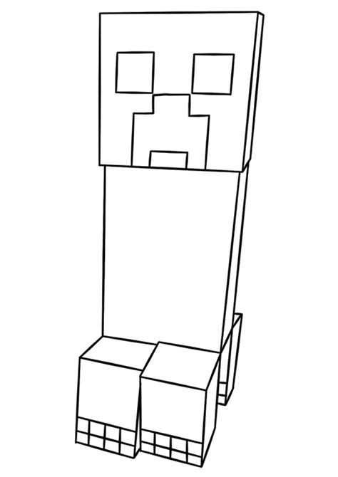minecraft coloring pages books    printable