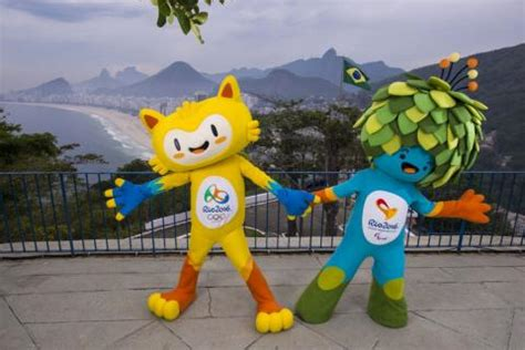 The abc will be live blogging events. 2016 Rio Olympic, Paralympic Games Mascots Revealed In Brazil; Sports Fans To Decide Their Names