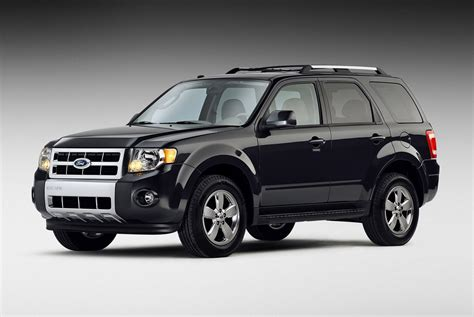 small cars black ford escape information and reviews world of cars