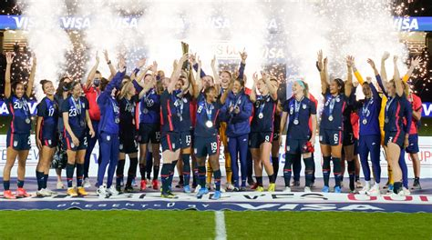 USWNT to Move Ahead With Appeal on Equal Pay Ruling – Just ...