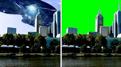 real city melbourne p green screen youtube