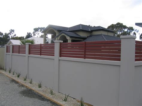 modern brick fence designs unique wall fence designs ideas with walls and fences as design element brick picture