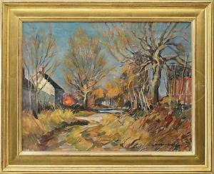 100 nouveau signed charles j cook penny feder woodblock With what kind of paint to use on kitchen cabinets for dog grooming wall art