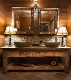 badezimmer einrichten ideen rustikale badmöbel ideen das badezimmer im landhausstil einrichten richland house design