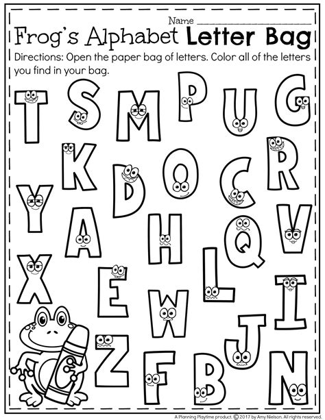 alphabet letter identification printables worksheet alphabet recognition worksheets worksheet 68748