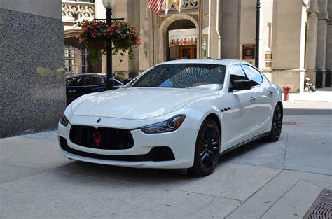 Maserati Ghibli Preowned by 2015 Maserati Ghibli Sq4 S Q4 Stock Gc1957aa For Sale