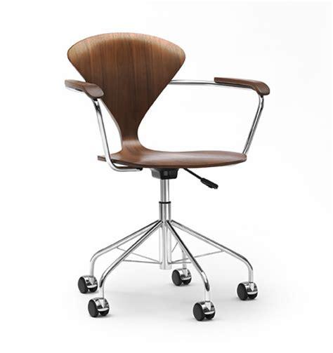 norman cherner task chair