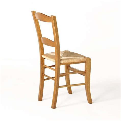 chaises paille chaise bois paille images