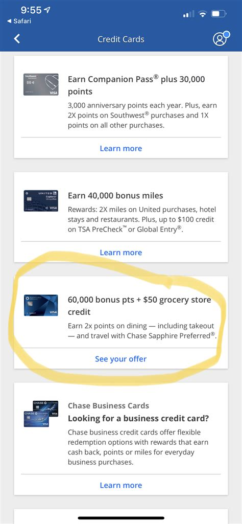 """We did not find results for: Chase credit card """"your offers"""" on my chase.com ac... - myFICO® Forums - 6243505"""