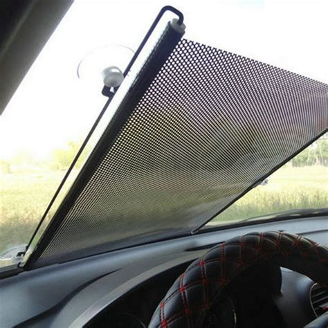auto accessories retractable side window car sun shade