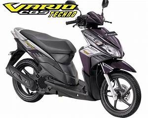 Karakteristik Honda Variotechno 125 Pgm-fi  New 2012