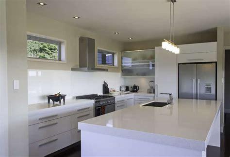 stylish small modern kitchens ideas  cabinets